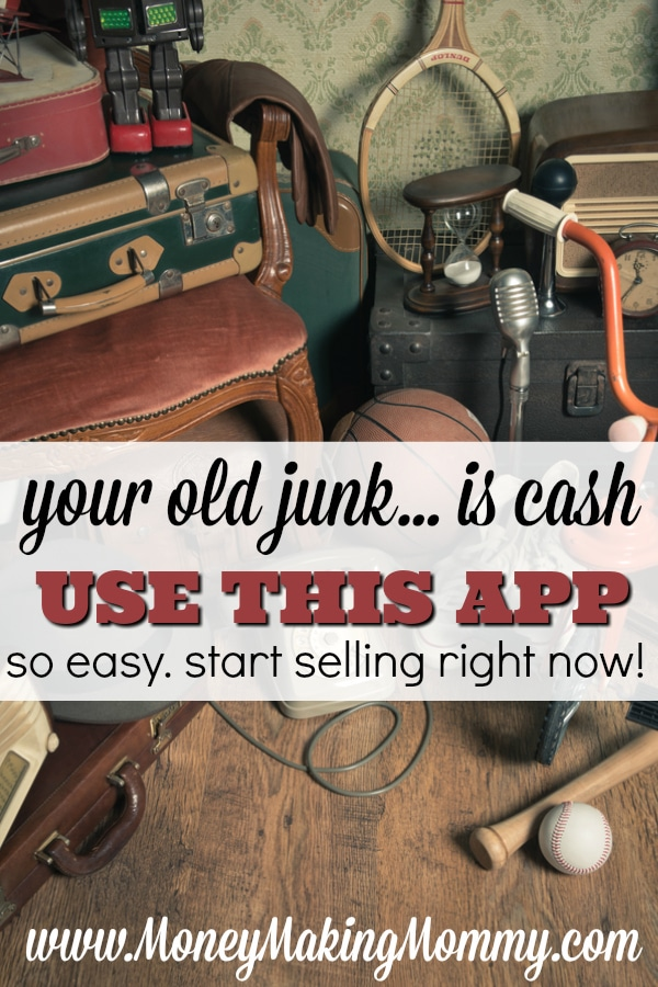 Letgo App for Selling