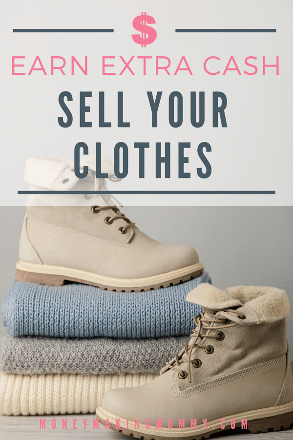 Sell clothes online! We all have