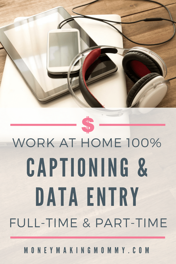 Can you type at least 50 words a minute? Do you want to work from home? Learn more about this opportunity that offers full-time or part-time positions. -MoneyMakingMommy.com - https://www.moneymakingmommy.com/vitac-review/ #workfromhome #dataentryjobs #dataentryjobsfromhome