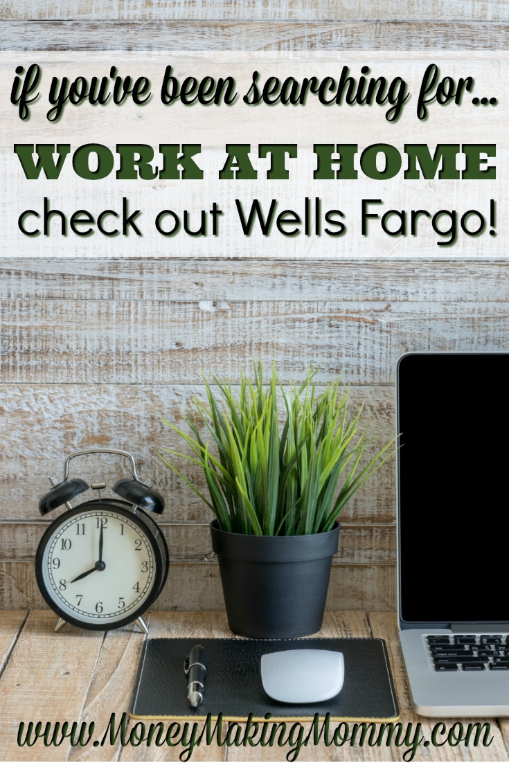 Wells Fargo Jobs That are Work at Home