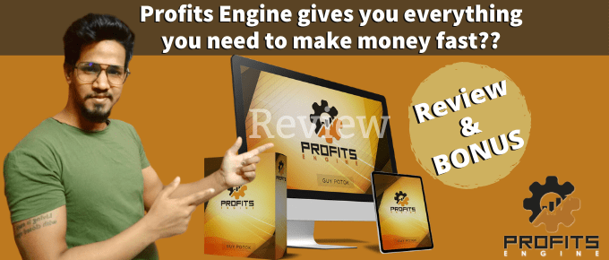 Profits Engine Review – How to leverage technology to make passive profits.