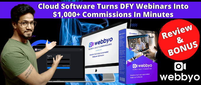 Webbyo Review – Run automated webinars with 1-click