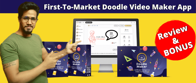 DoodleMaker Review – Create Full-Length Animated Doodle Videos