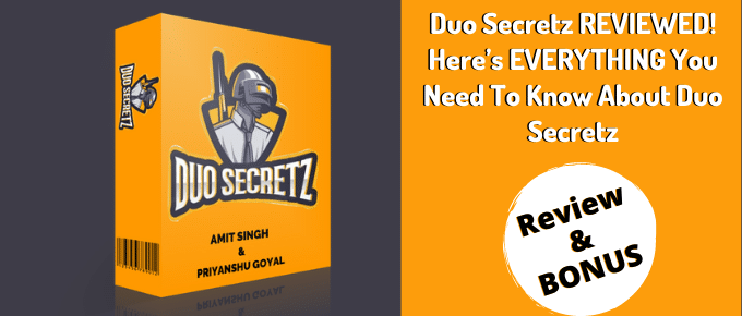 Duo Secretz Review – Is It Really Worth To Buy It?