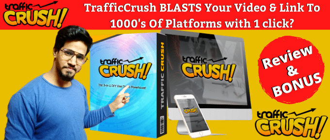 TrafficCrush Review – Your Own Traffic Empire!