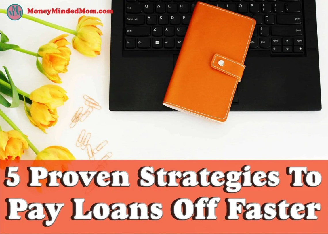 Simple Strategies To Pay Loans Off Faster ~ No body like to have to give the bank their hard earned money month after month. I'll share with you 5 proven strategies to help you pay loans off faster and keep more of your hard earned money in your pockets