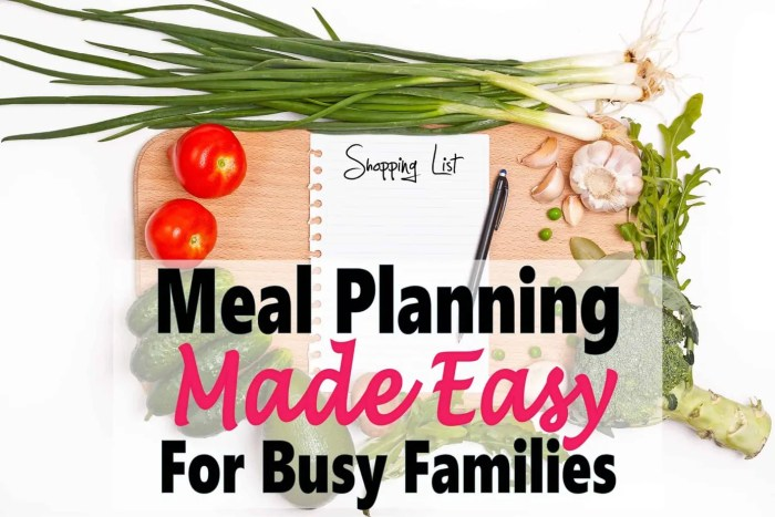 Meal Planning Made Easy For Busy Families ~ Meal planning is seriously one of the easiest ways to save money and time in the kitchen. Who can't use a bit of help in the kitchen? Read on to learn how to make meal planning quick and easy. meal planning | grocery saving | grocery budget | save money | money | recipes #mealplanning #cheapmeals #recipes