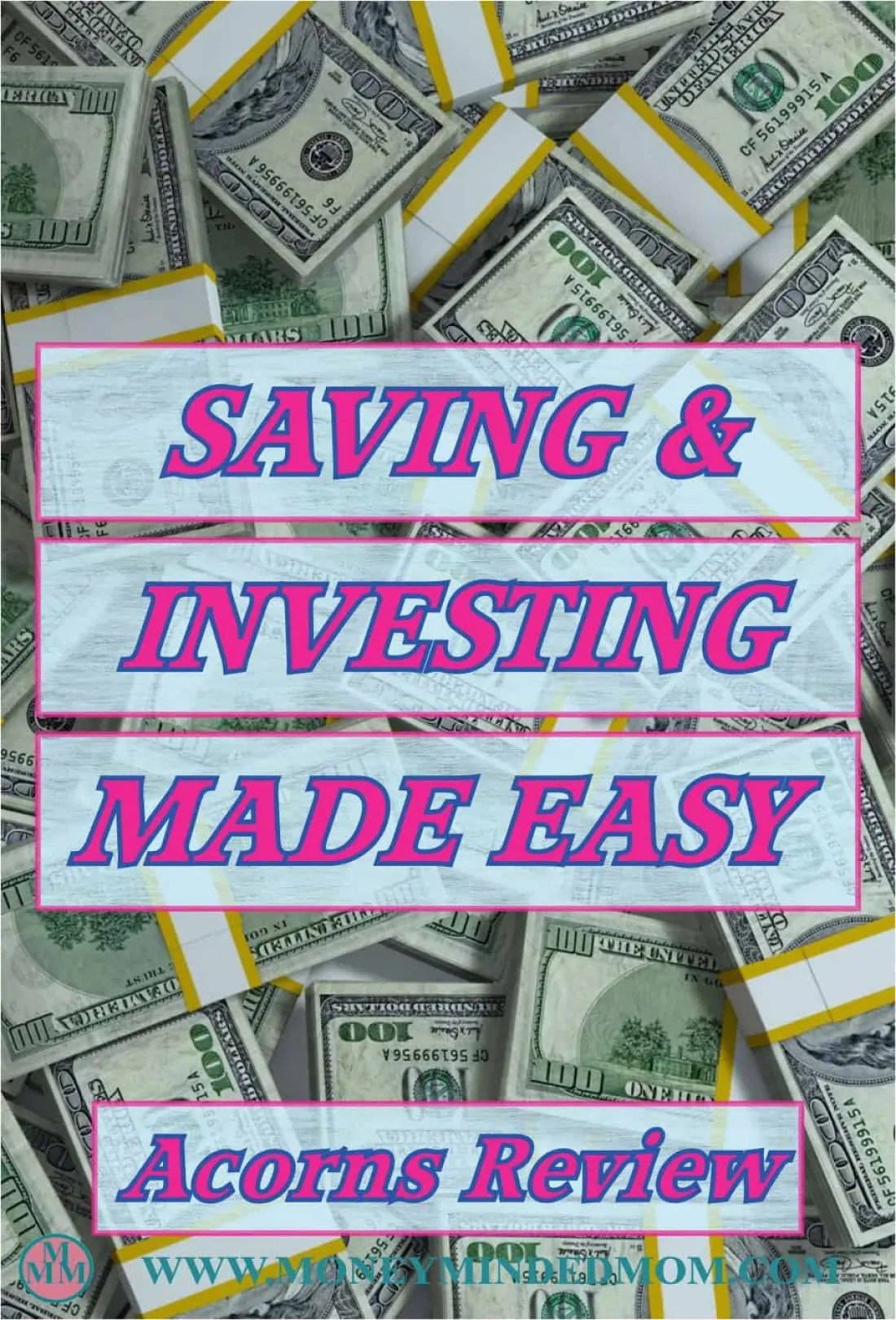 Saving and Investing Made Easy