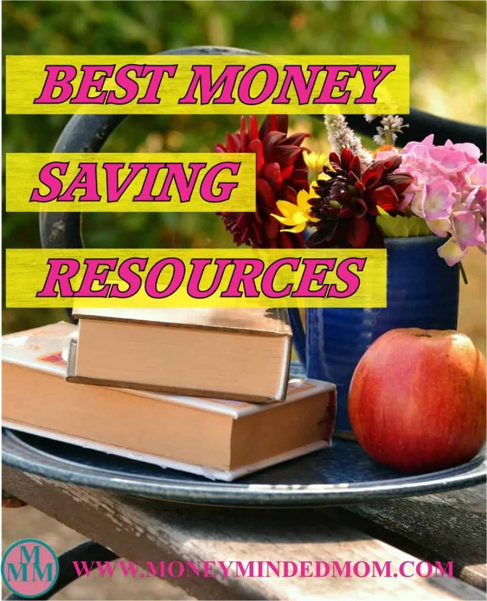 Best Money Saving Resources