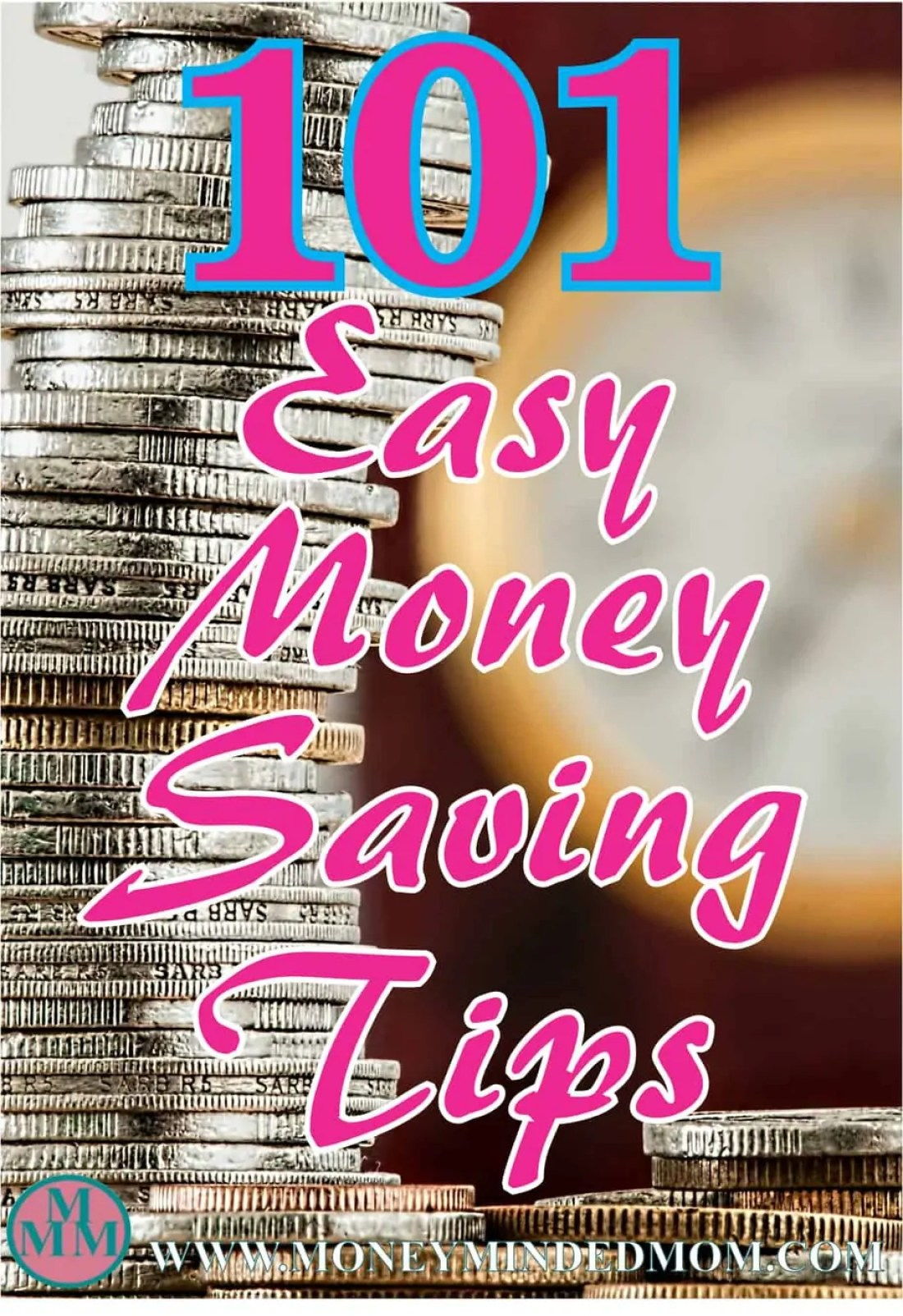 Saving money doesn't have to be so hard. There are plenty of small things you can do that will add up to big savings. Read 101 Easy Money Savings Tips to find out how.
