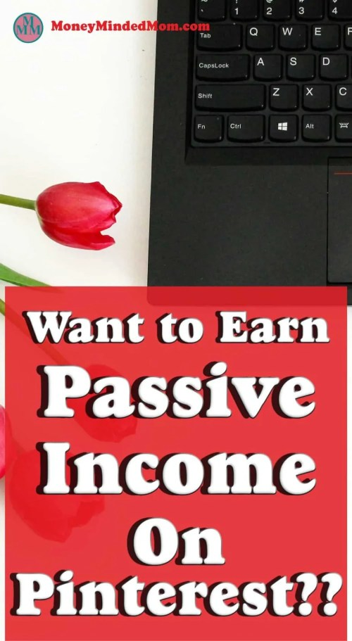 How to Earn Passive Income on Pinterest ~ Did you know you can make extra money on Pinterest? You don't even need to have a blog to do so, unlike a lot of articles you may have read. Read on to learn how to earn passive income with pinterest.