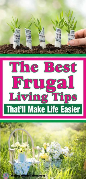 Frugal Living is a way of life everyone should adapt to. It is about making smart decisions about how you spend your money. Read my post on easy frugal living tips that will help you save a bunch more money. Frugal Living | Frugal Living Tips | Thrifty Tips | Saving money | money saving tips | how to save money #savingmoney #frugalliving #frugal