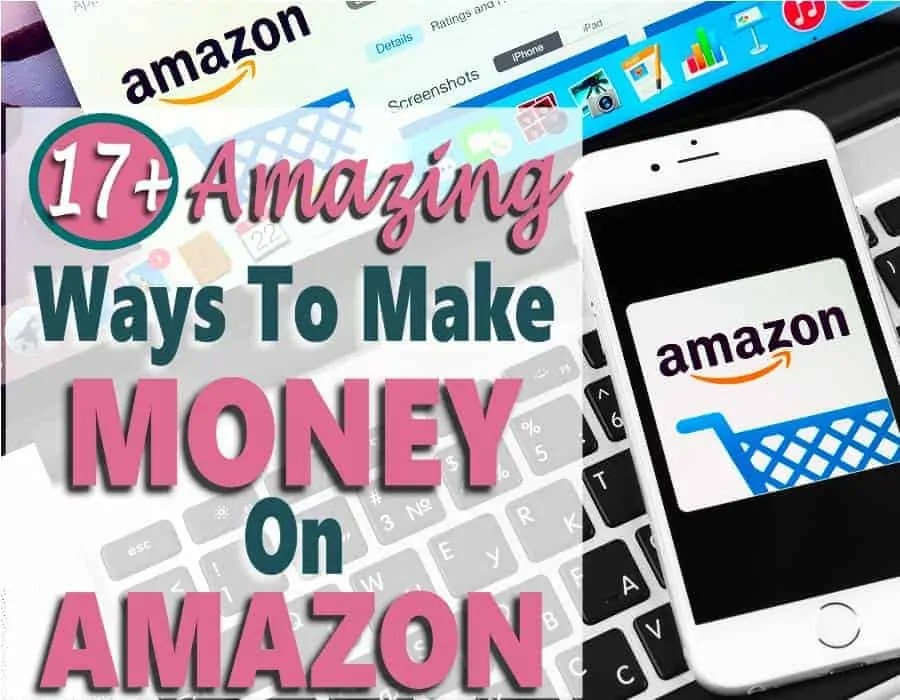 how to make money from selling on amazon