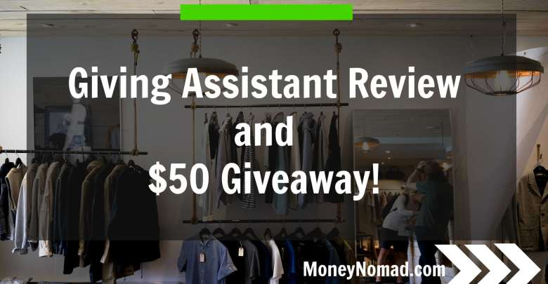 Giving Assistant Review and $50 Paypal Giveaway