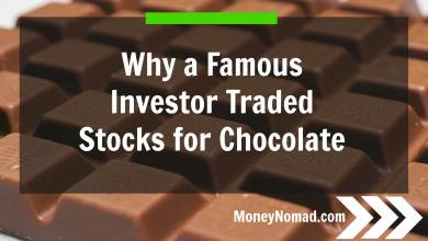 Why a Famous Investor Traded Stocks for Chocolate