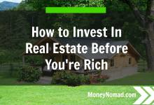 Photo of How to Invest in Real Estate With Little Money: 4 Different Strategies