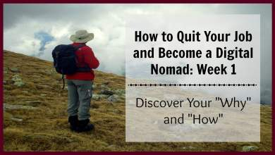 Photo of How to Quit Your Job and Become a Digital Nomad in 90 Days: Week 1