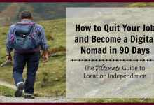 Photo of How to Quit Your Job and Become a Digital Nomad in 90 Days: Getting Started