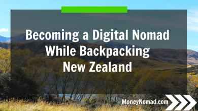Photo of Becoming a Digital Nomad While Backpacking New Zealand