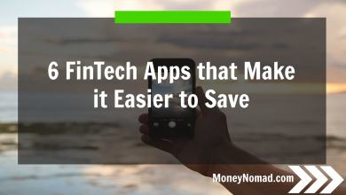 Photo of 6 FinTech Apps that Make It Easier to Save