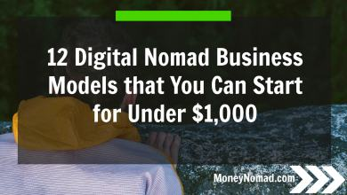 Photo of 12 Digital Nomad Business Models You Can Start For Less Than $1,000