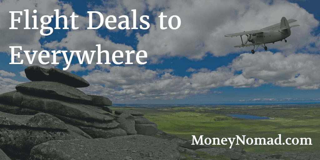Flight Deals: Find the Best Airline Tickets and Cheap International Travel