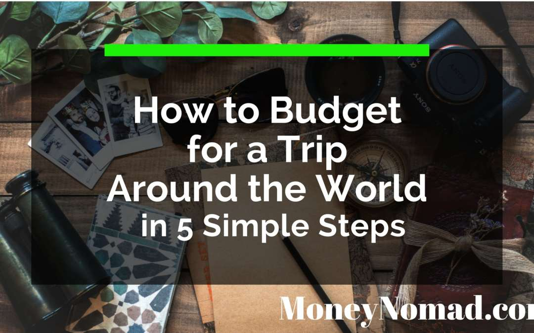 how to budget for a trip