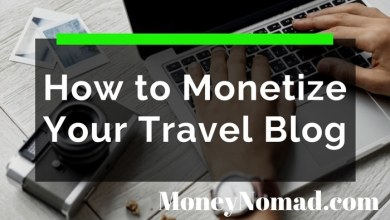 How to Monetize Your Travel Blog