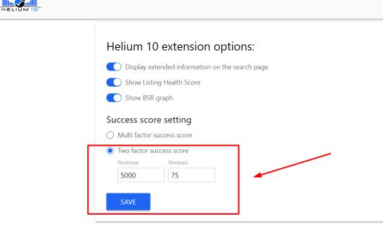 Helium 10 Xray Update