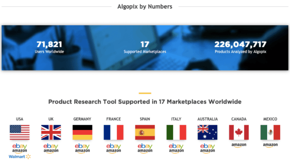 Algopix Marketplaces