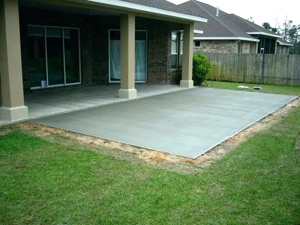 best paint for a concrete patio the