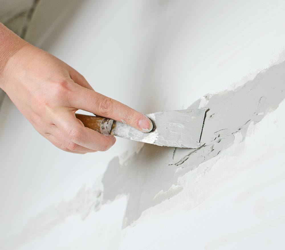 Easy Repair For Loose Drywall Tape The Money Pit