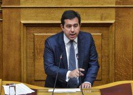Μηταράκης: Η νέα επικουρική σύνταξη θα έχει τη λογική του ατομικού κουμπαρά