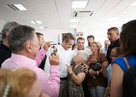 75 ημέρες διακυβέρνησης Μητσοτάκη: Ικανοποιημένοι ακόμα και οι ψηφοφόροι του ΣΥΡΙΖΑ (Δημοσκόπηση-κάρτες)