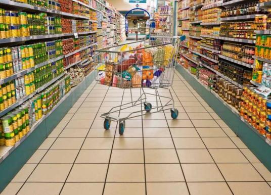 Αυστηροποίηση του lockdown: Τι αλλάζει με τα σούπερ μάρκετ και τα καταστήματα τροφίμων