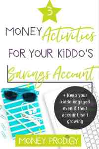 Savings accounts for kids tend to collect dust (moreso than money!). But yours doesn't have to using these tips. Check out these 3 money activities you can do with your children, even if their account is particularly growing at the moment. | http://www.moneyprodigy.com/savings-accounts-for-kids-collecting-dust-3-money-activities/