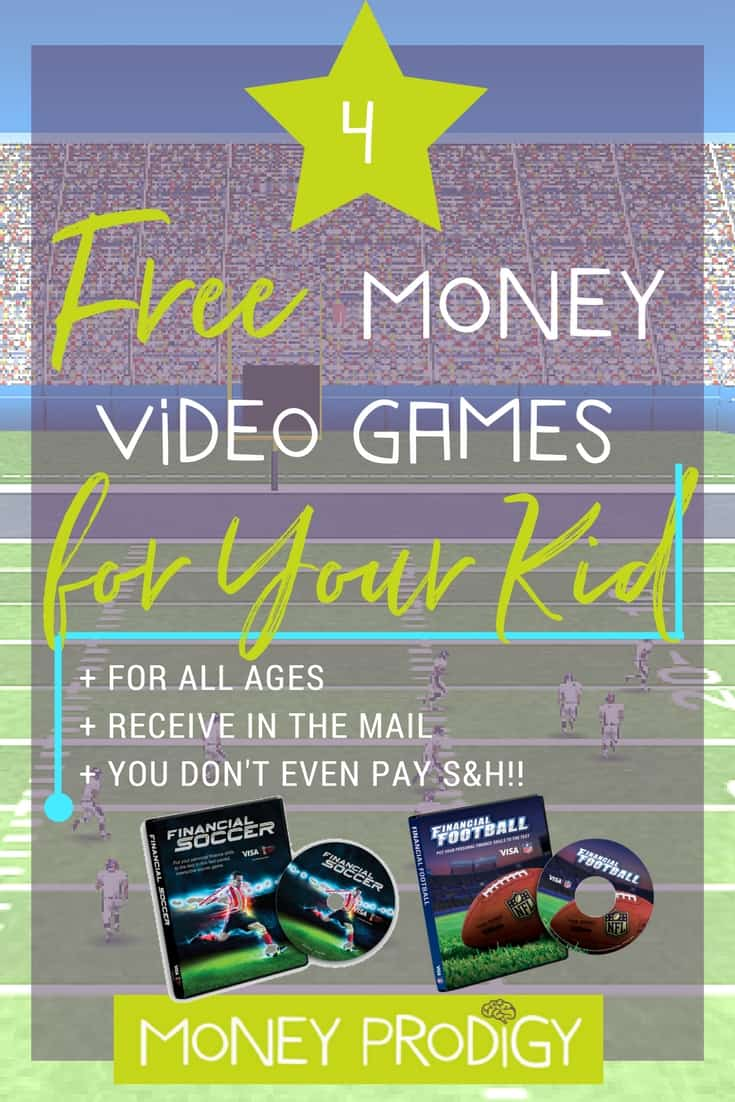 4 FREE video games teaching kids some money management skills! No joke, and you won't even pay shipping & handling. A good intro to money life skills. | http://www.moneyprodigy.com/free-video-games-money-child-come-mail-no-sh-costs/