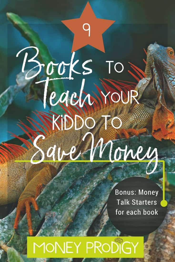 Kids save money | children | ideas | jars | quotes | tips | Teach children to save money...I cannot think of a more important money life skill to pass on. These books go beyond the jars. #kidssavemoney #children #ideas #jars #quotes #tips | https://www.moneyprodigy.com/teach-children-to-save-books/