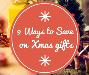 Save Money on Christmas Gifts