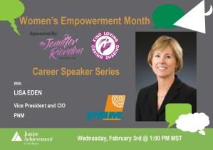 Career Speaker Series @ Google Meet |  |  |