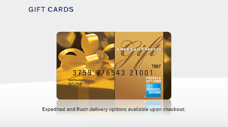 American Express Gift Card Promotion Codes November 2018