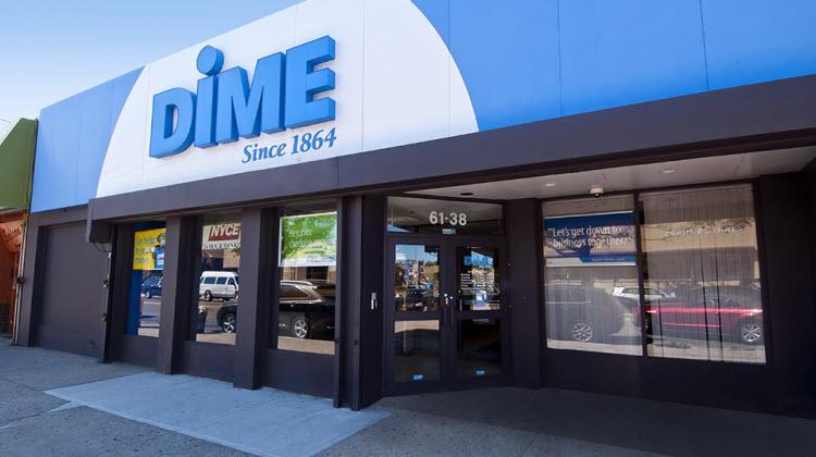 Dime Money Market Account