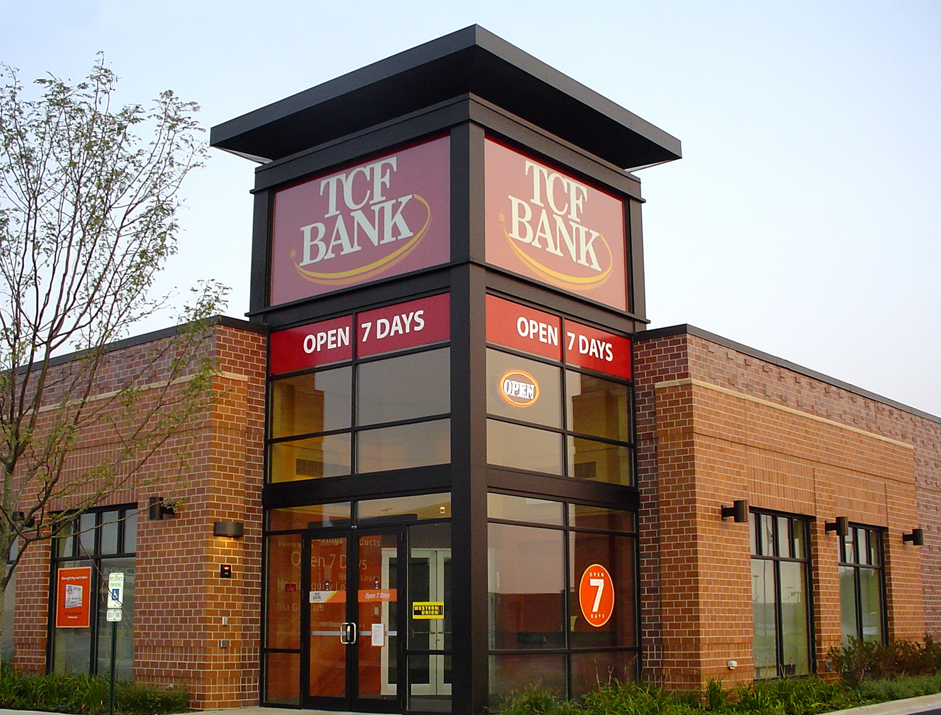 TCF Bank Promotions