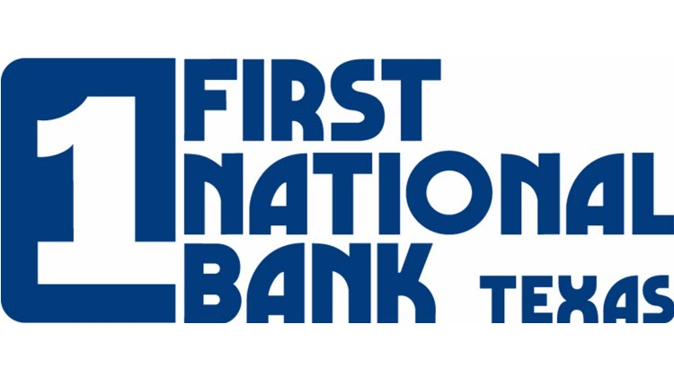 First National Bank Texas Promotions