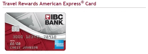 IBC Travel Rewards American Express
