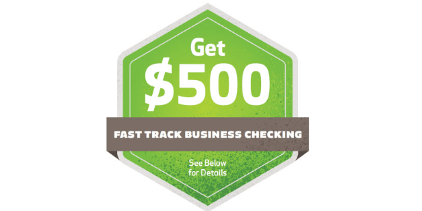 Huntington Business Checking $500 Bonus