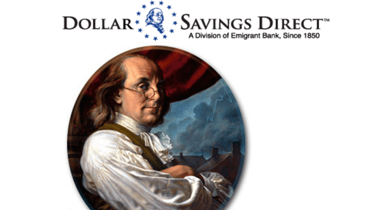 DollarSavingsDirect Rates