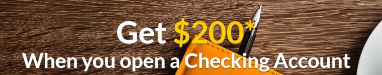 Bryn Mawr Trust $200 Checking Bonus