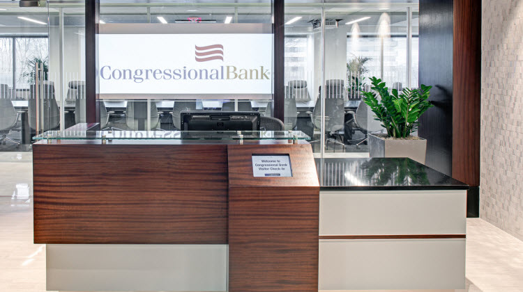 Congressional Bank Offers