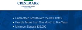 Crestmark CD Account Offers